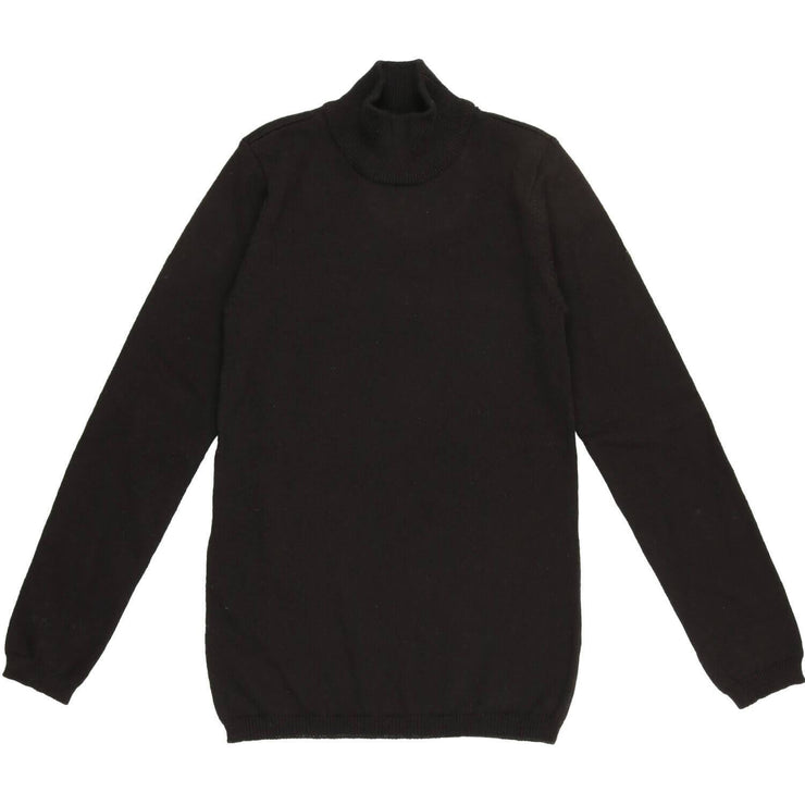 Turtle Neck Sweater - CocoBlanc