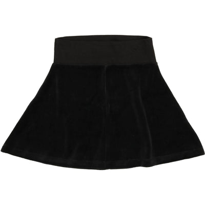 Velour Skirt - CocoBlanc
