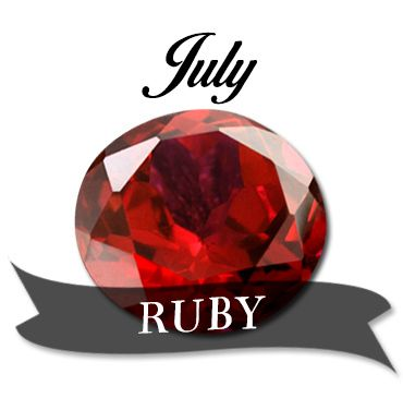 The Birthstone of July