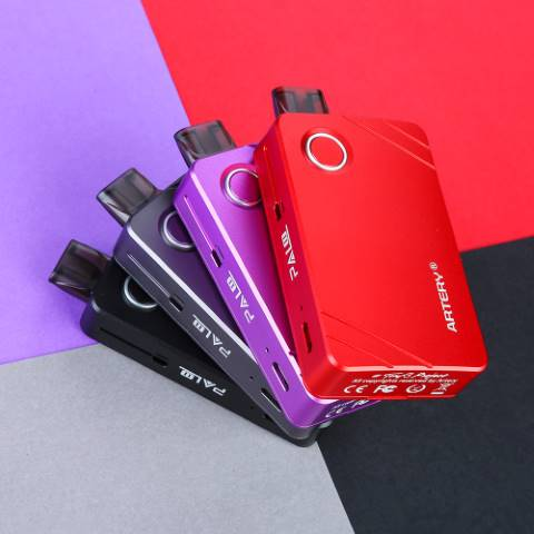 Artery PAL II Pod Starter Kit 1000mAh 3ml Standard Edition