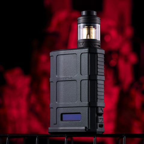 Cool Vapor MADPUL 200W VW Kit with LAVA Tank