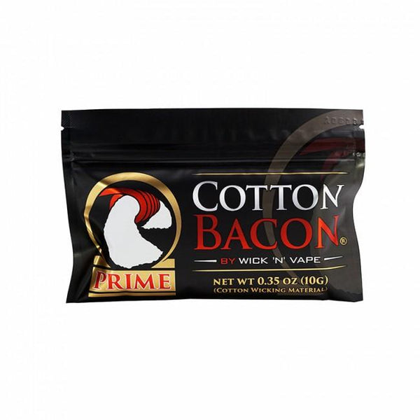 Accessory - Cotton Bacon Prime Wick N Vape - NEW!!! 3-10 PCS