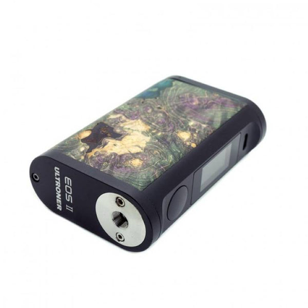 Asmodus EOS II 180W Stablized Wood TC Box Mod