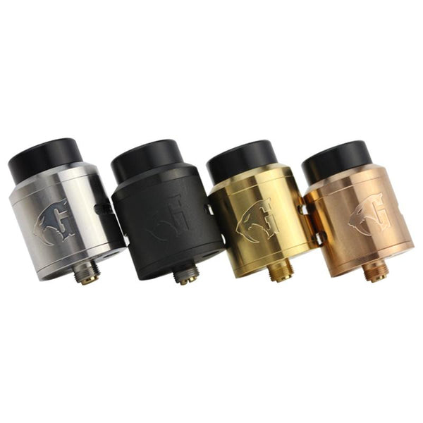 Atomizer - Custom Vape 528 Goon V1.5 RDA Atomizer 24mm Adjustable Airflow