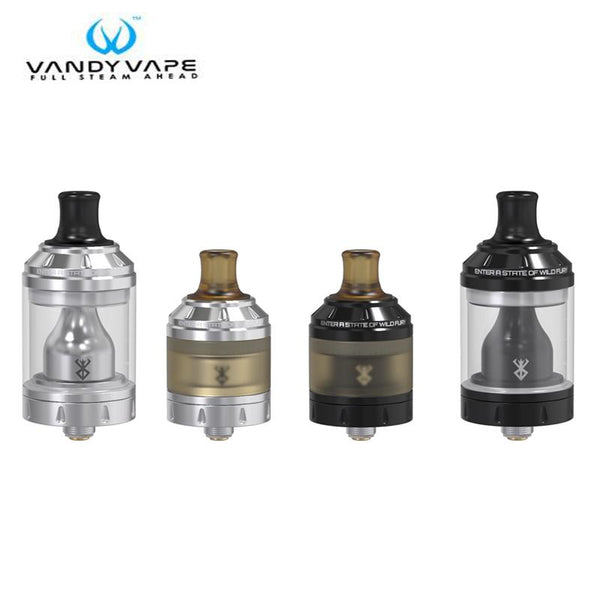 Atomizer - Vandy Vape Berserker 24 MTL RTA Tank 2ML To 4.5ML