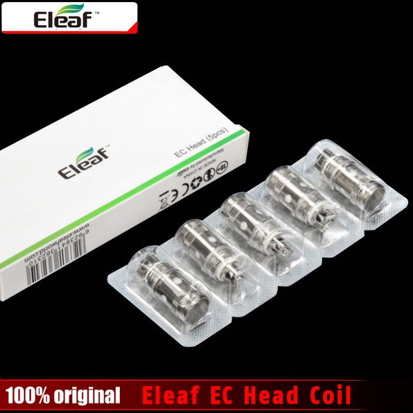 Coil - Eleaf EC Coil 0.18ohm/0.3ohm/0.5ohm Evaporator For Ijust 2/iJust S/melo