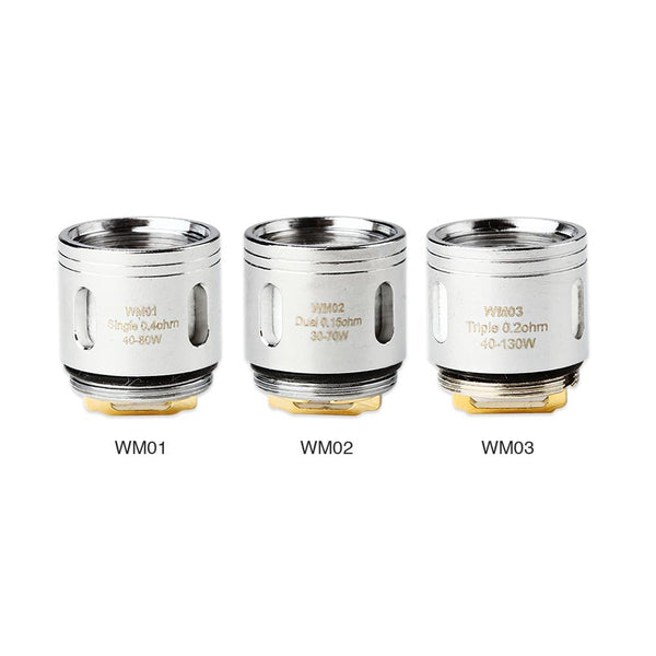 Coil - WISMEC WM Coil Head For Gnome 5pcs