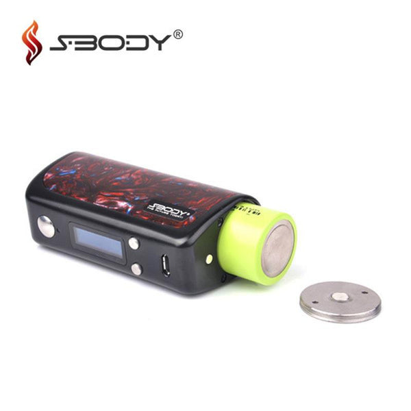 Mod - SBODY Legend DNA75W TC Mod With Evolv DNA75 Chip