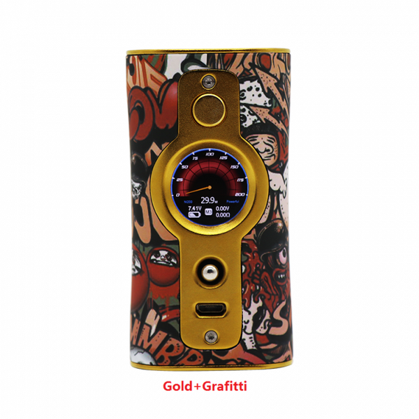 VSTICKING VK530 200W TC Box Mod (Yihi530 Chip)