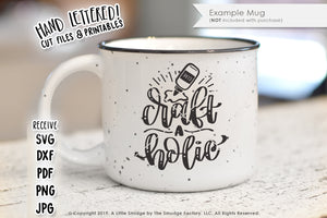 Craft-A-Holic SVG & Printable