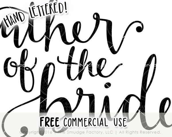 Father of the Bride SVG & Printable