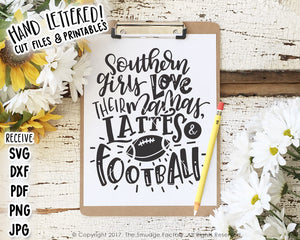Southern Girl SVG & Printable