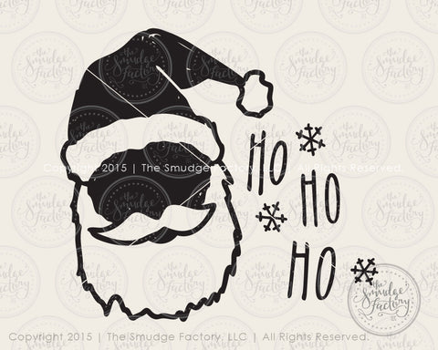 Santa Claus SVG & Printable
