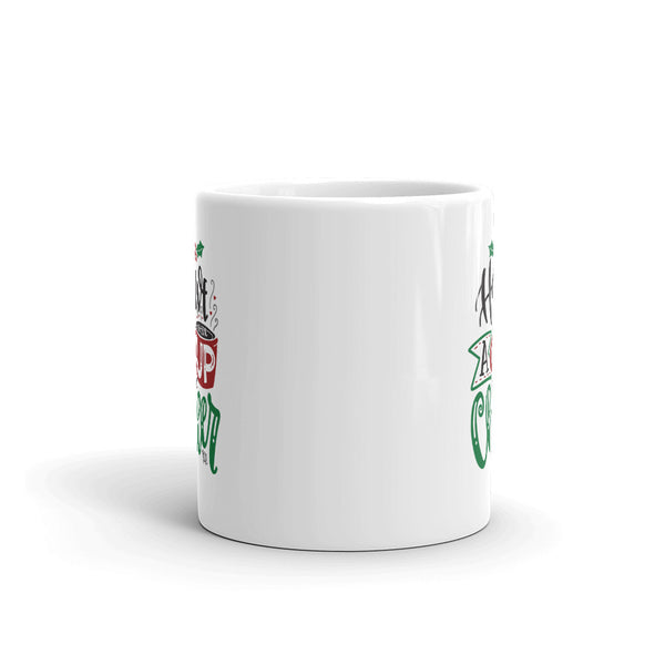 Hae A Cup Of Cheer Christmas Mug