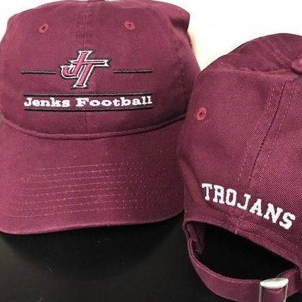 Jenks Football Cap