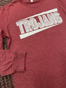 Trojans Long Sleeve T-Shirt