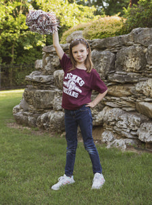 Jenks Trojans MStock Youth T-Shirt