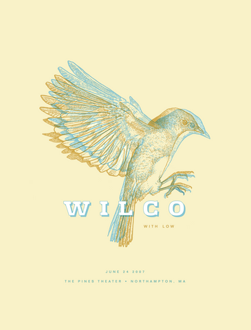 WILCO at The Pines Theatre, Northampton, MA