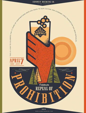 SUMMIT BREWING PROHIBITION REPEAL
