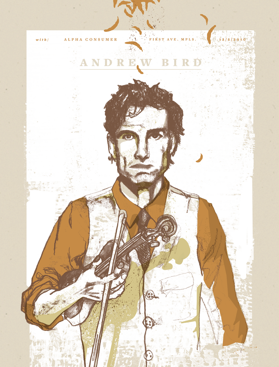 ANDREW BIRD at First Avenue, Minneapolis, MN