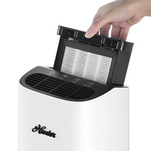 [NEW!] HT1821 True HEPA 99.97% Tower Air Purifier