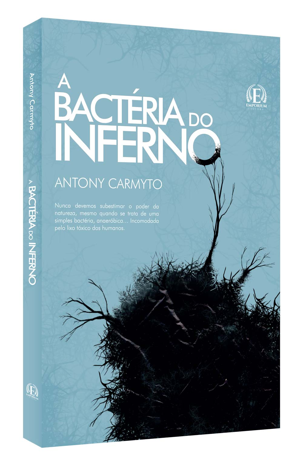 Capa - A Bactéria do Inferno