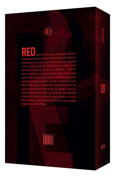 Contracapa - RED