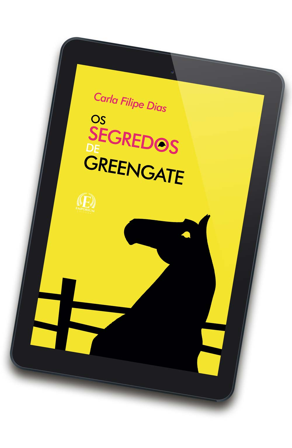 Ebook - Os Segredos de Greengate