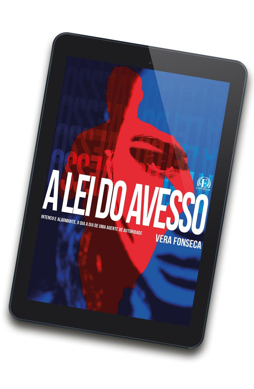 Ebook - A Lei do Avesso