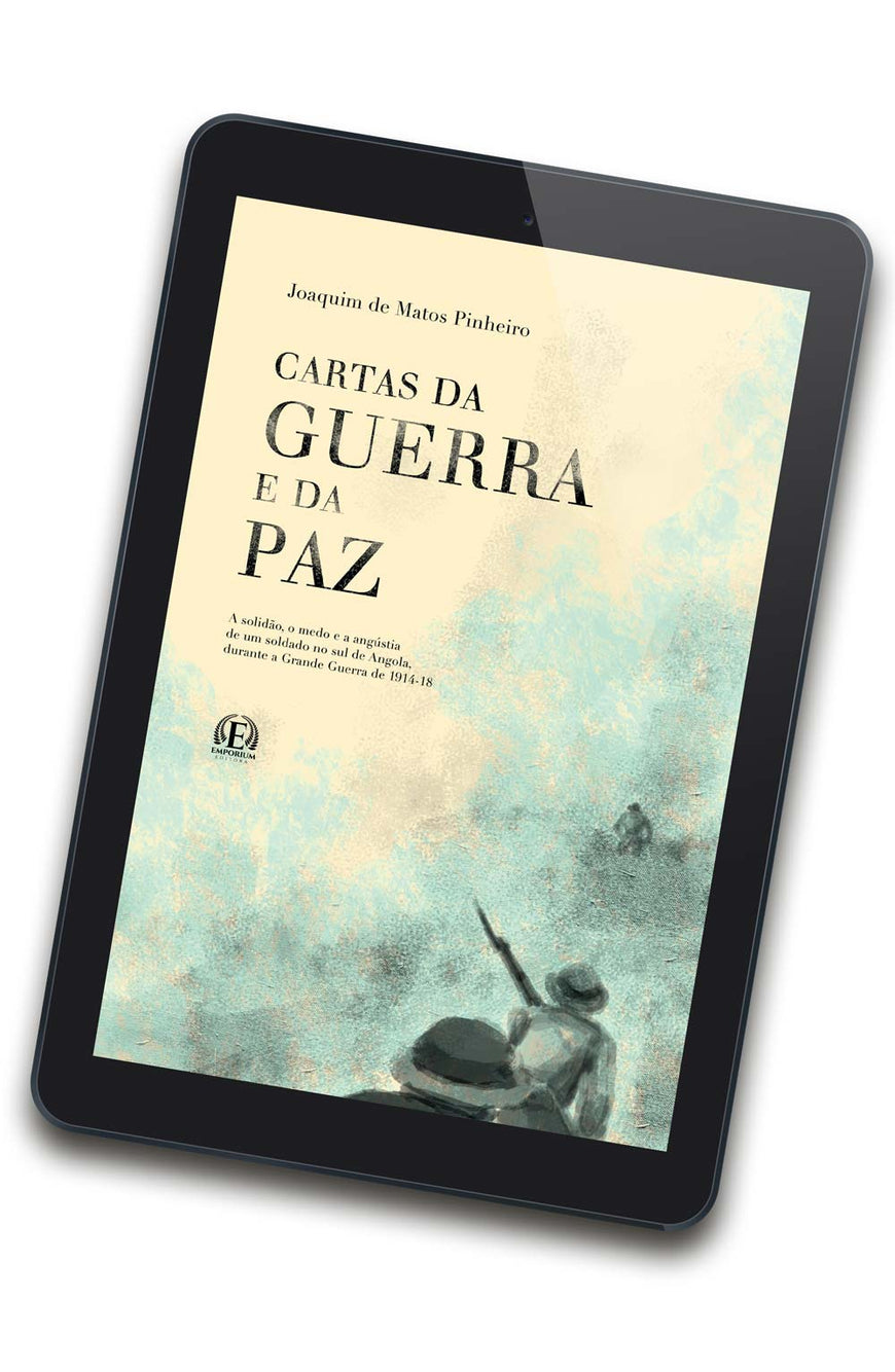 Ebook - Cartas da Guerra e da Paz