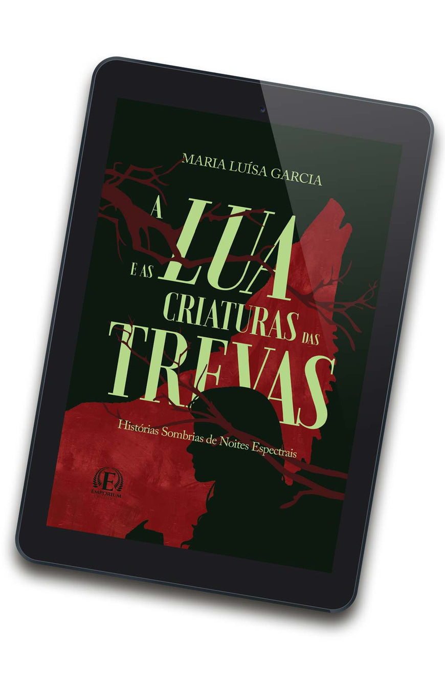 Ebook - A Lua e as Criaturas das Trevas