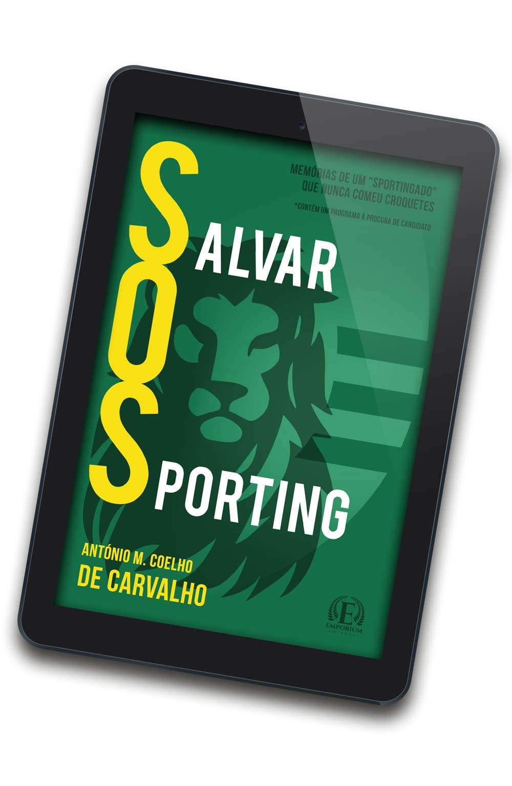 Ebook - Salvar O Sporting