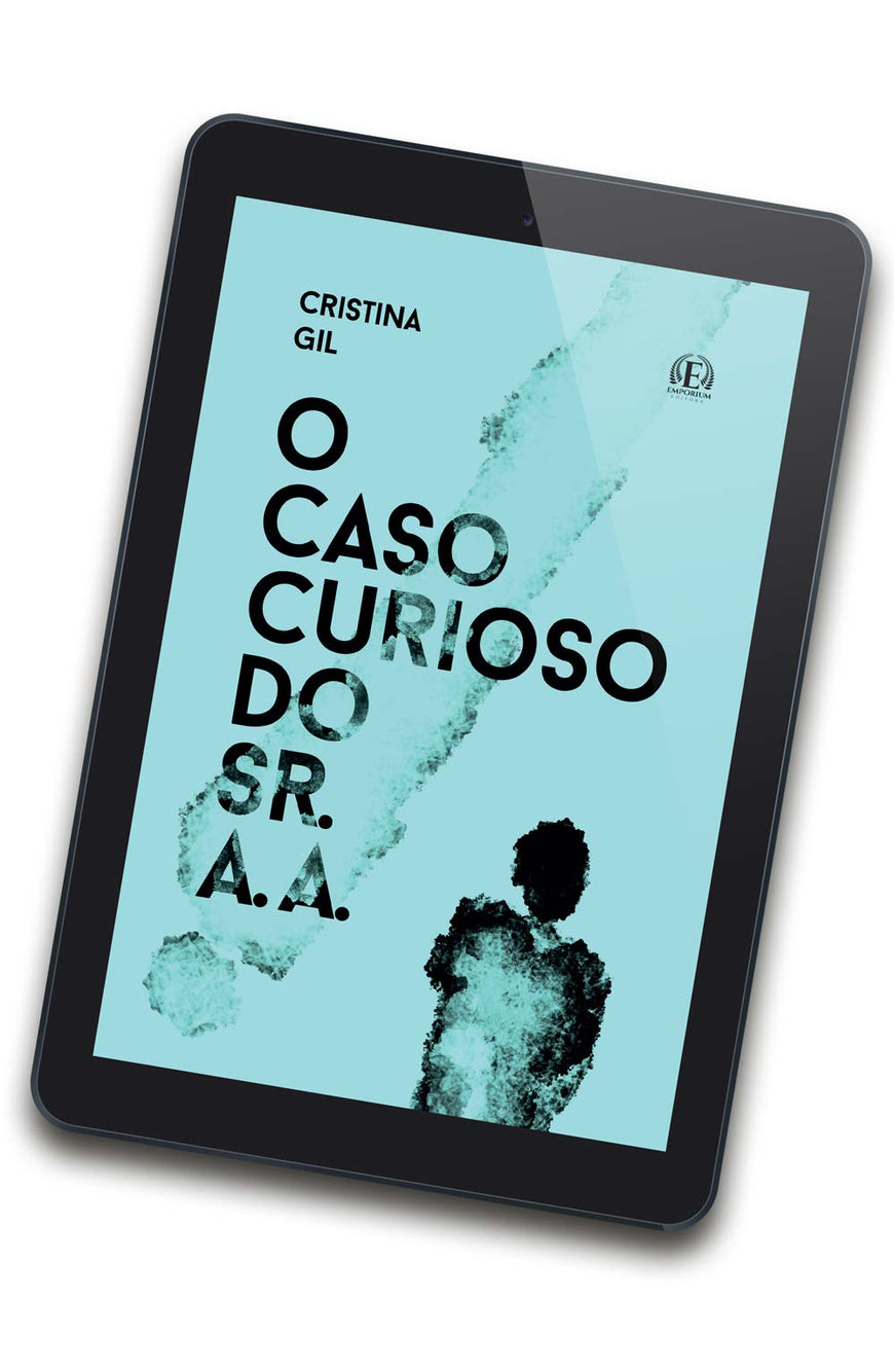 Ebook - O Caso Curioso do Sr. A.A.