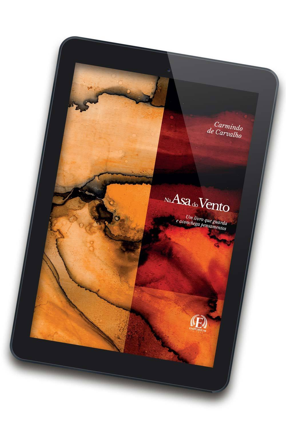 Ebook - Na Asa do Vento