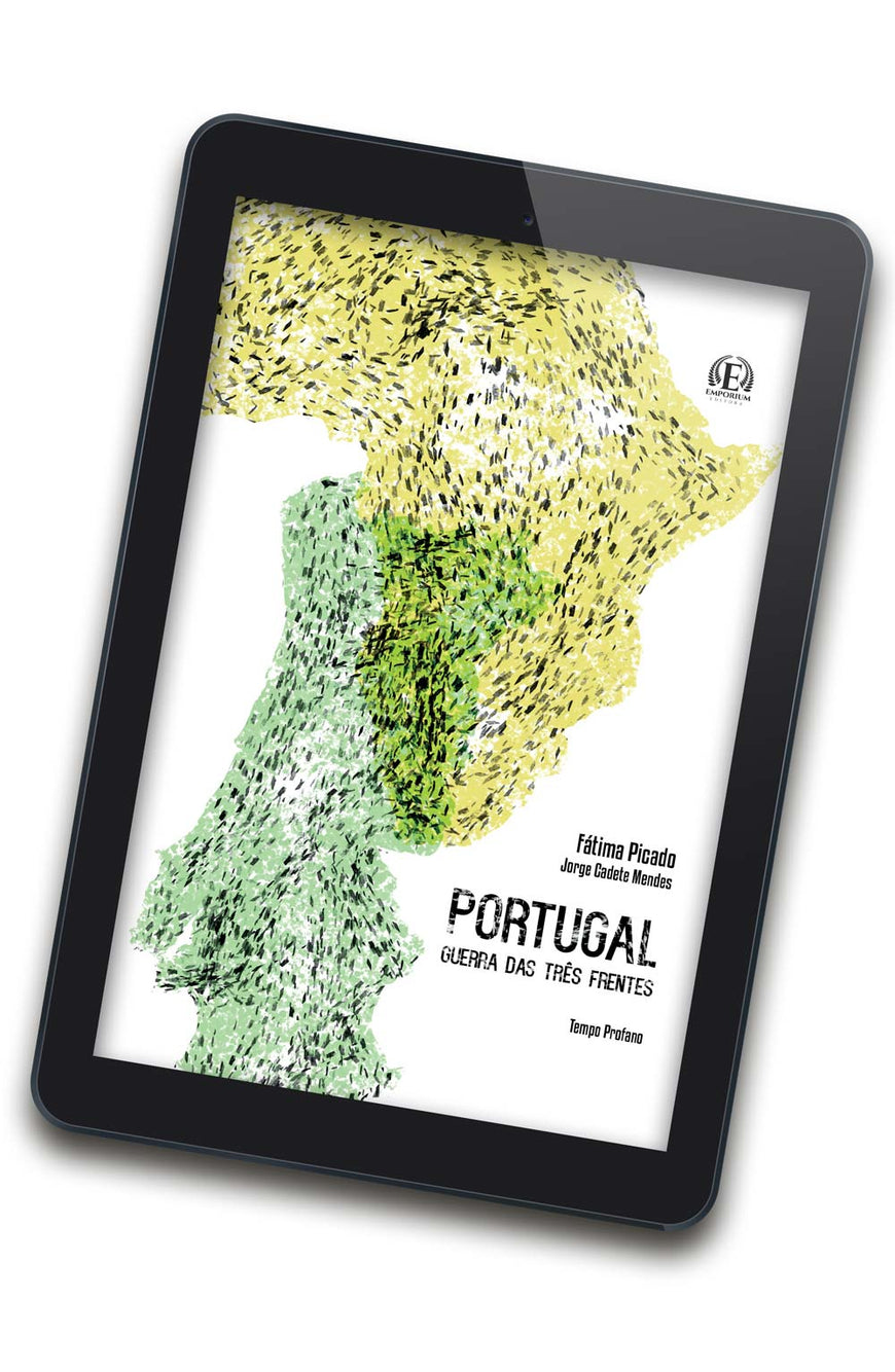 Ebook - Portugal - Guerra das Três Frentes
