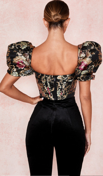 The Juliet Bustier