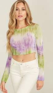 Tie-dye Dreams Top