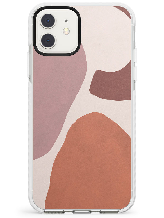 Lush Abstract Watercolour: Design #4 Impact Phone Case for iPhone 11