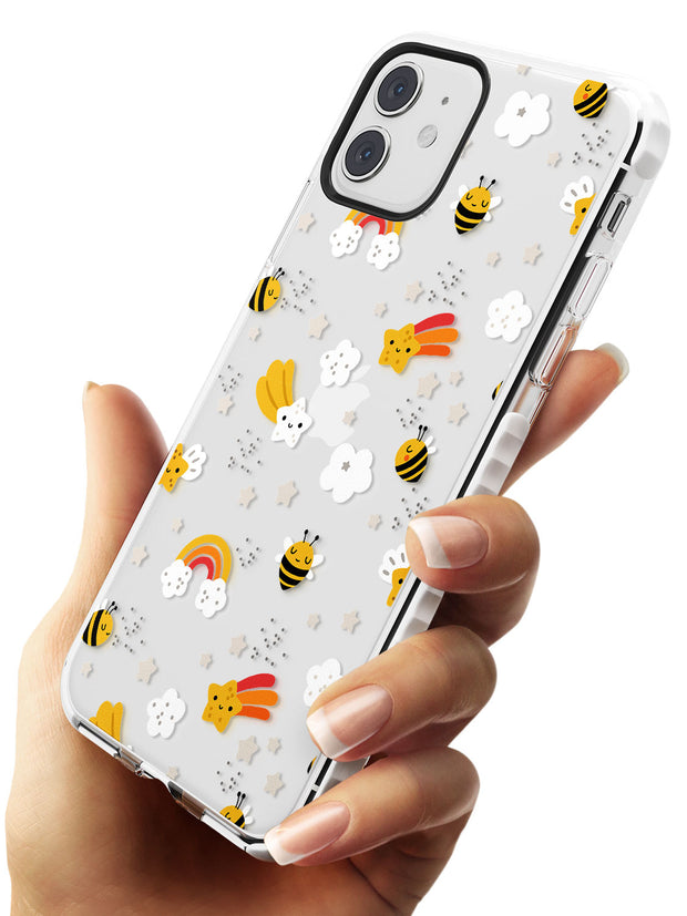 Busy Bee Impact Phone Case for iPhone 11