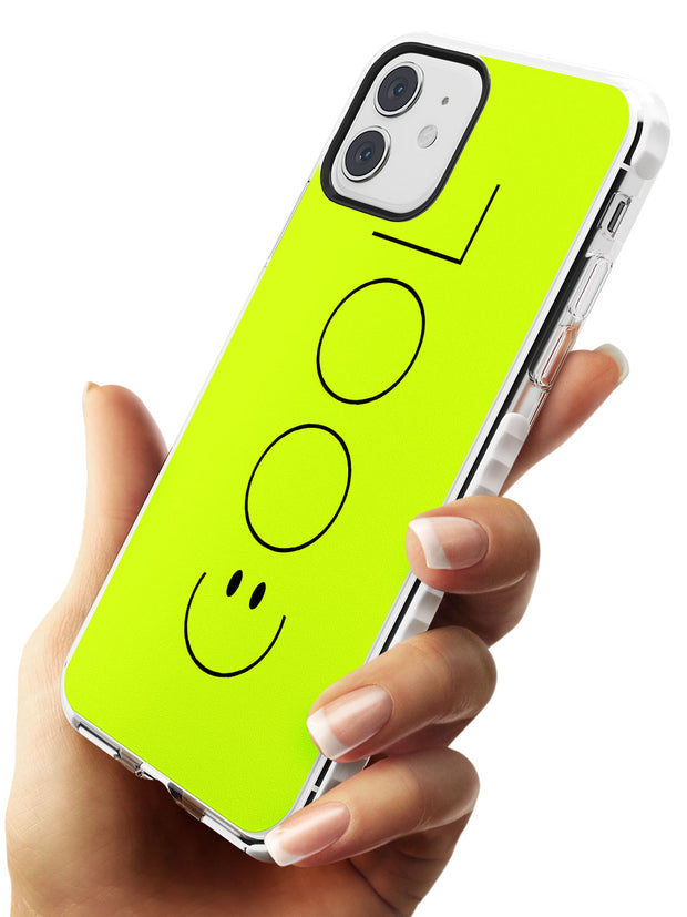 COOL Smiley Face Impact Phone Case for iPhone 11