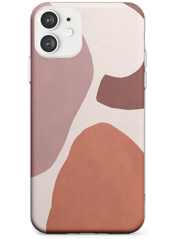 Lush Abstract Watercolour: Design #4 Slim TPU Phone Case for iPhone 11