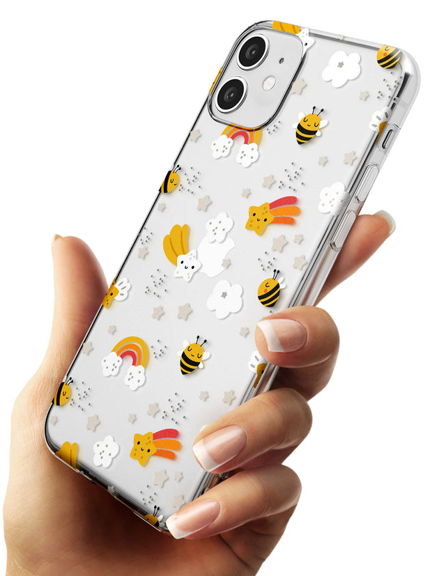 Busy Bee Slim TPU Phone Case for iPhone 11