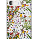 Wildflower & Leaves iPhone Case by Case Warehouse ®