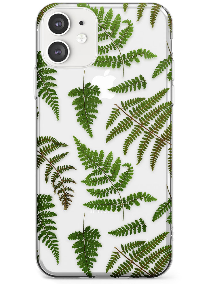 Leafy Ferns iPhone Case by Case Warehouse ®