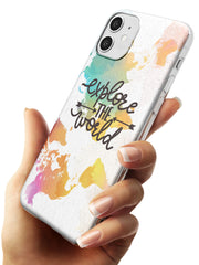 'Explore the World' iPhone Case   Phone Case - Case Warehouse