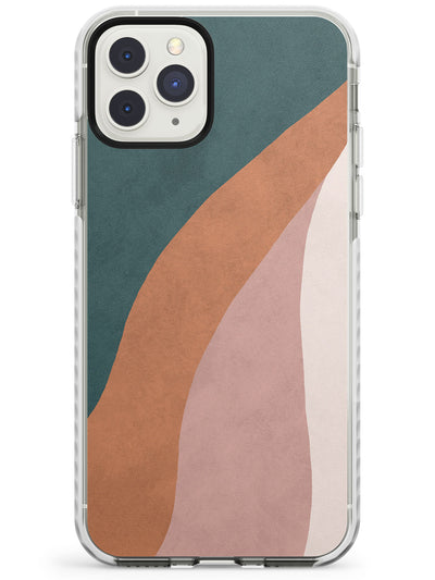 Lush Abstract Watercolour: Design #7 Impact Phone Case for iPhone 11 Pro Max