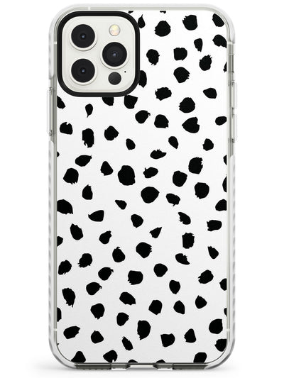 Dalmatian Print Slim TPU Phone Case for iPhone 11 Pro Max