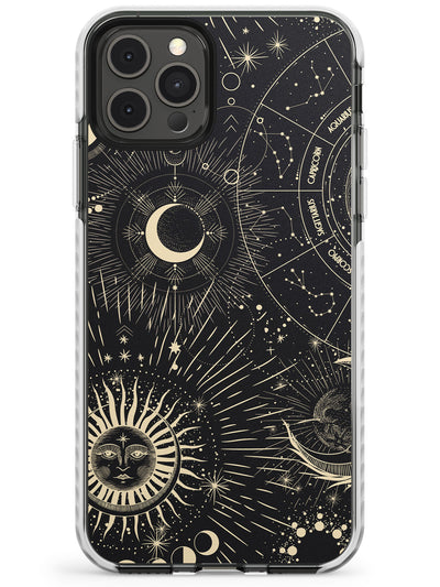 Sun & Symbols Slim TPU Phone Case for iPhone 11 Pro Max