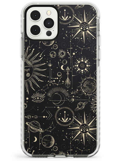Suns & Planets Slim TPU Phone Case for iPhone 11 Pro Max
