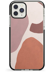 Lush Abstract Watercolour: Design #4 Black Impact Phone Case for iPhone 11 Pro Max